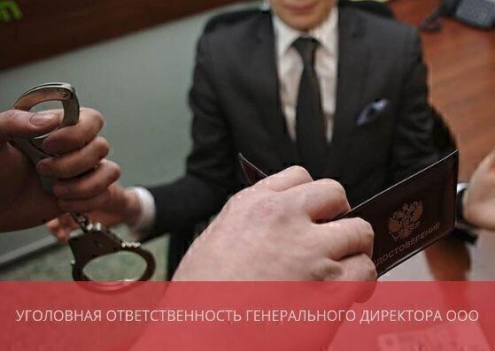 Что грозит директору ООО за неуплату налогов