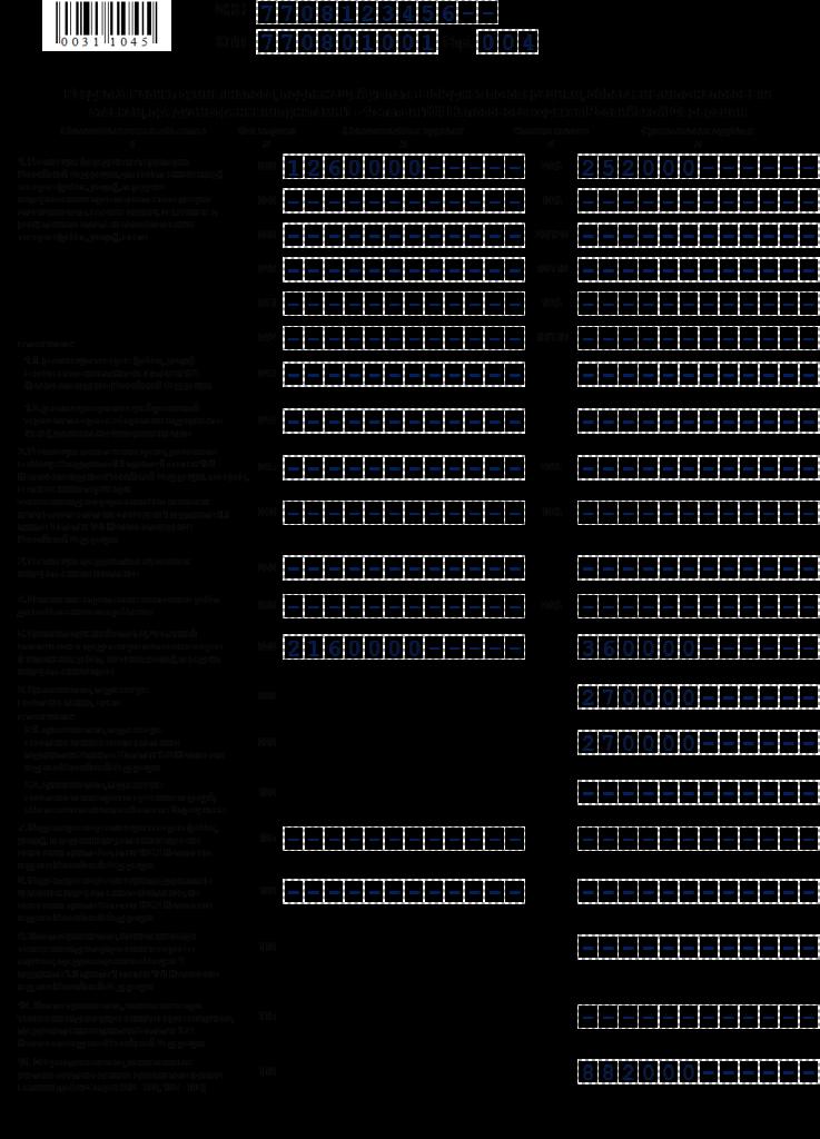 лист в декларации 3 ндфл для ип